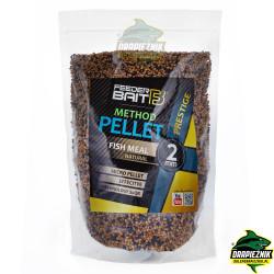 Pellet Feeder Baits Prestige 2mm - Natural Fish Meal