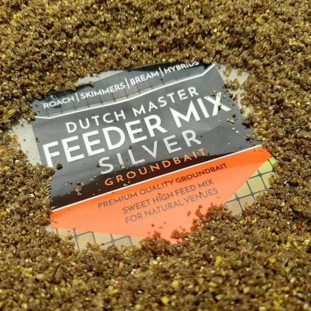 Sonubaits Dutch Master Feeder Mix Gold Feederfutter 2 Kg 6,50 EUR//kg