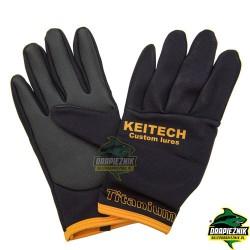 Rękawiczki Keitech Titanium PLUS