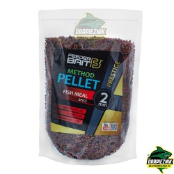 Pellet Feeder Baits Prestige 800g - 2mm Spice Fish Meal