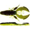 Westin CreCraw Creature 10cm - Black/Chartreuse