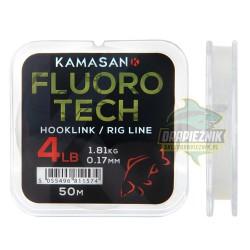 Żyłka Kamasan Fluoro Tech 50m