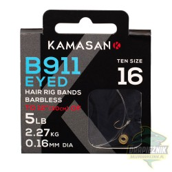 Przypony Kamasan Bait Band B911 Eyed 30cm