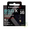 Przypony Kamasan Bait Band B911-X Eyed 30cm
