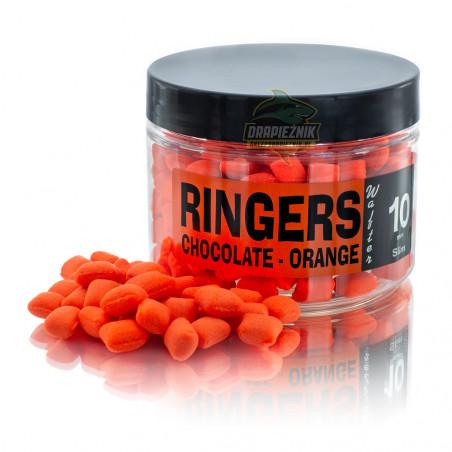 Ringers Chocolate Orange Wafters 10mm - SLIM