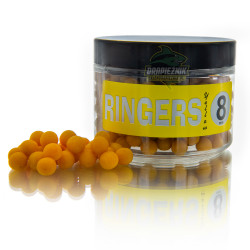 Kulki Ringers Shellfish Boilies - Yellow 8mm