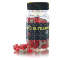 MC KARP Small Bait 4mm - Halibut-Kryl