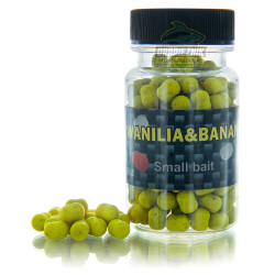 MC KARP Small Bait 4mm - Wanilia-Banan