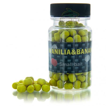 MC KARP Small Bait 4mm - Wanilia-Banan