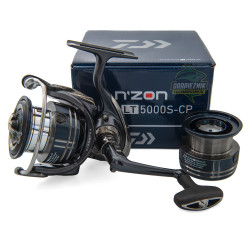 Daiwa N'ZON PLUS LT 5000S-CP