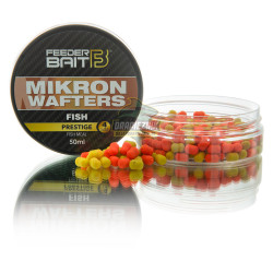 Feeder Bait Mikron Wafters 4mm - Fish