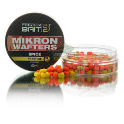 Feeder Bait Mikron Wafters 4mm - Spice