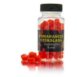 MC KARP Dumbells 8mm - Pomarańcza & Czekolada