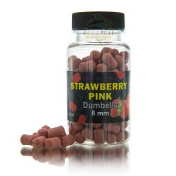 MC KARP Dumbells 8mm - Truskawka Pink /SERIA LIMITOWANA/