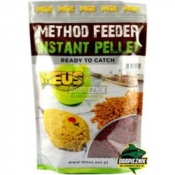 Pellet MEUS Method Feeder Instant Pellet 700g - Czekolada & Pomarańcza