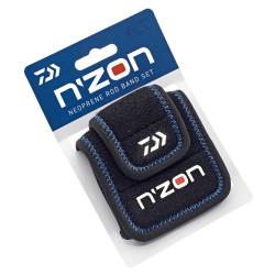 Zestaw neoprenowych opasek Daiwa N'ZON