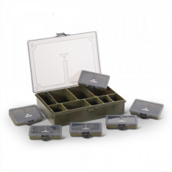 Zestaw pudełek Anaconda Walker Tackle Box