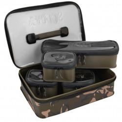 Zestaw Fox Aquos Camo Accessory Bag System
