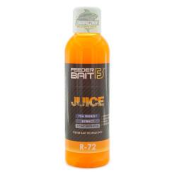 Juice Feeder Baits 150ml - R-72 Ananas/Brzoskwinia
