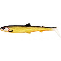 Westin BullTeez Shadtail 9,5cm - Official Roach
