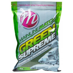 Zanęta Mainline 1kg - Green Supreme