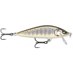 Rapala CountDown Elite 7,5cm - GDBT / Gilded Brown Trout