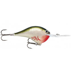 Rapala DT Dives-To Series DTMSS20 7,0cm - BOS / Bleading Olive Shiner