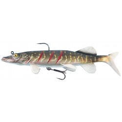 Fox Rage Replicant Realistic Pike 10cm - Super Wounded Pike