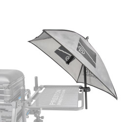 Parasolka Preston OFFBOX Grey Bait Brolly