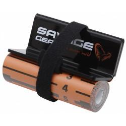 Zwijana miarka z ogranicznikiem Savage Gear - 130x8cm
