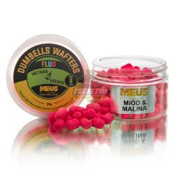 Waftersy MEUS Dumbells Wafters na włos 8mm - Miód & Malina