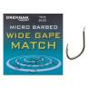 Haczyki Drennan Fine Match - roz. 16