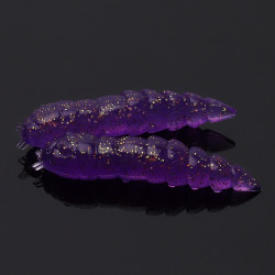 Libra Lures Kukolka 4.2cm - 020 / PURPLE WITH GLITTER