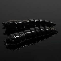 Libra Lures Kukolka 4.2cm - 040 / BLACK