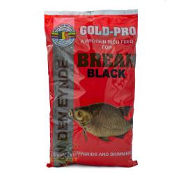 Zanęta Marcel Van Den Eynde 1kg - Gold Pro Bream Black