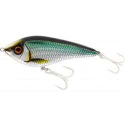 Westin Swim SW Glidebait 12cm SIKING - Chrome Sardine