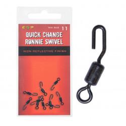 Szybkozłączki ESP Quick Change Ronnie Swivel - roz. 11