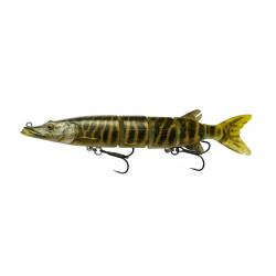 Wobler Savage Gear 3D Hard Pike 26cm - Striped Pike /SERIA LIMITOWNA/