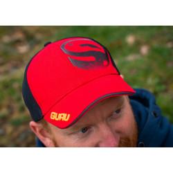 Czapka z daszkiem Guru Red 3D Cap