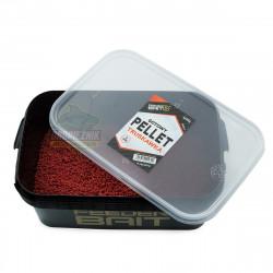 Gotowy pellet Feeder Baits 600g - 2mm Truskawka