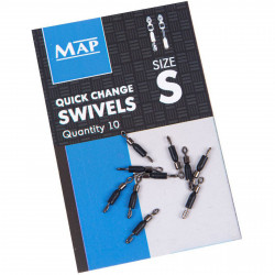 Łączniki MAP Quick Change Swivel - Small
