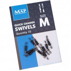 Łączniki MAP Quick Change Swivel - Medium