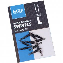 Łączniki MAP Quick Change Swivel - Large