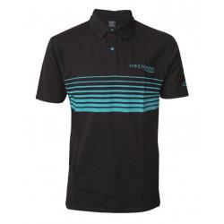 Koszulka Drennan Aqua/Black Polo Shirt