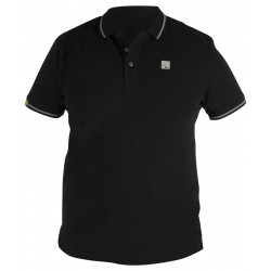 Koszulka Preston Black Polo Shirt