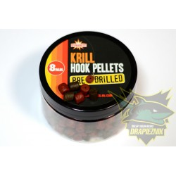 Hook Pellets 8mm Pre-Drilled - Krill // Krylowy
