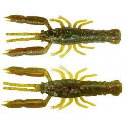 Savage Gear 3D Crayfish Rattling 5.5cm - Motor Oil UV 72593