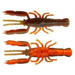 Savage Gear 3D Crayfish Rattling 6.7cm - Brown Red 72595