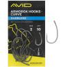Haczyki AVID Armorok Hooks - CURVE / BARBLESS