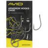 Haczyki AVID Armorok Hooks - CHOD / BARBED